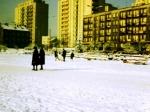 Chrzanów 1979 Plac Tysiąclecia