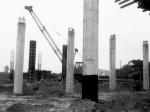 Chrzanów 1978 - początki autostrady A4