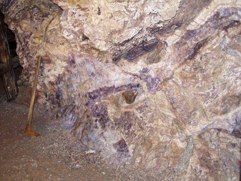 Kletno kopalnia uranu