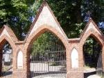 Kobylin Borzymy, cmentarz