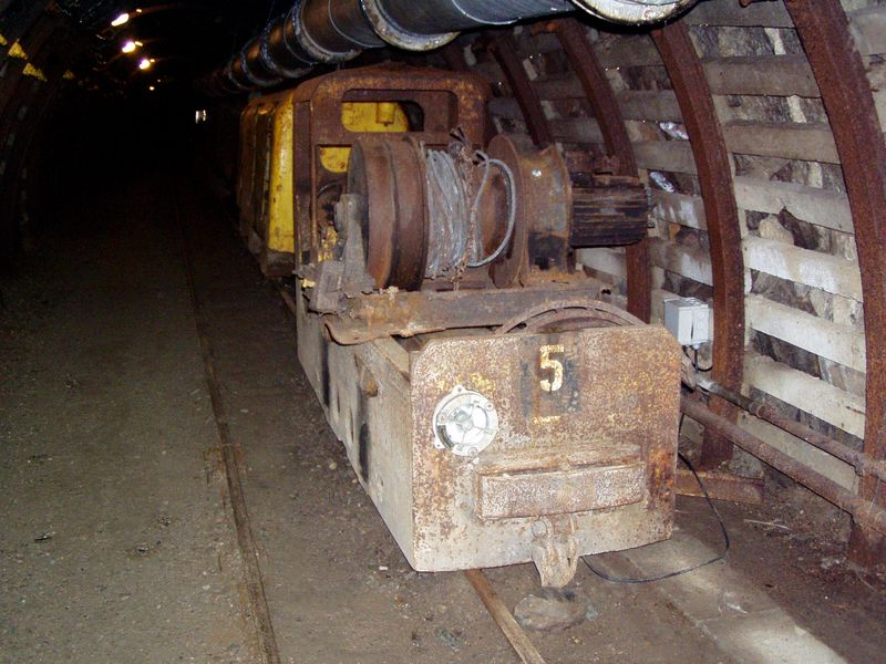 Kowary kopalnia uranu