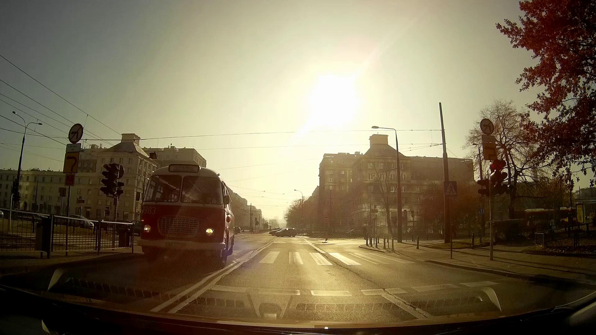Autobus Jelcz Ogórek