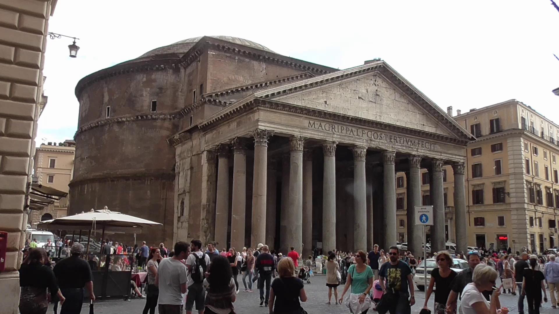 Pantenon w Rzymie