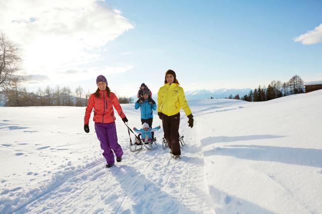 Rodzinny raj – Południowy Tyrol Źródło: IDM Südtirol/Stefan Schütz