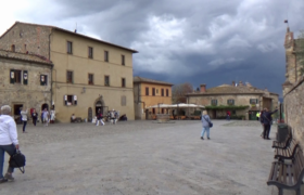 Zamek w Monteriggioni