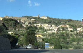 Cortona Wlochy Toskania