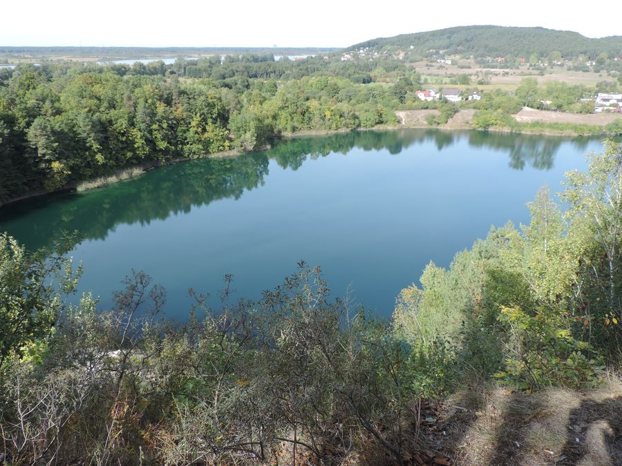 Jezioro Turkusowe na Wolinie