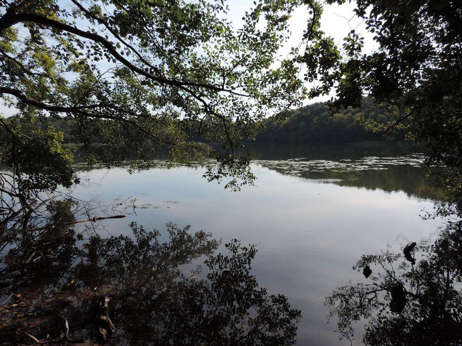 Jezioro Czajcze na Wolinie