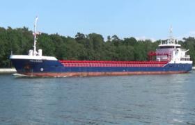cargo ship Helenic